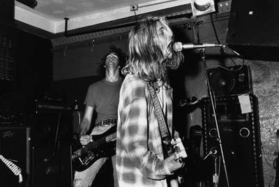 Kurt Cobain and Nirvana