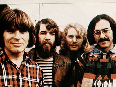 John Fogerty and Creedence Clearwater Revival