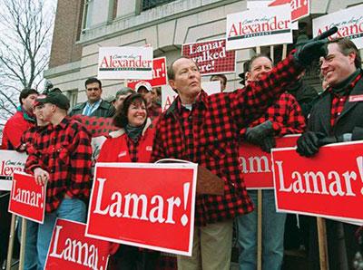 Lamar Alexander