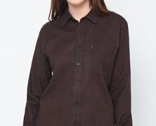 Plain Brown 1 Pocket