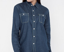 Chambray Blue Dark