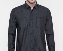 Chambray Grey Dark