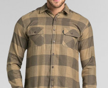 TRVS Flanel IV Light Brown